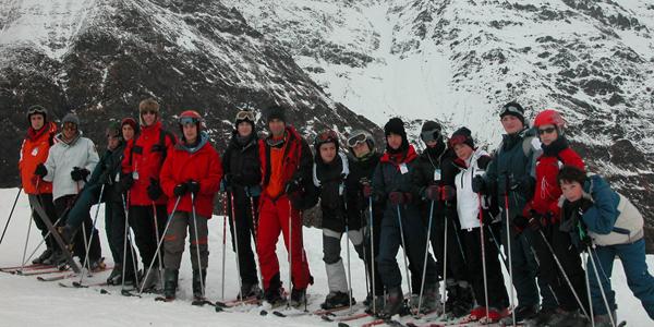 Convivencia de ski