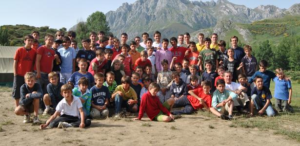 Campamento de Valdelugueros