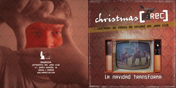 I Certamen de vídeos de Navidad del Jara Club