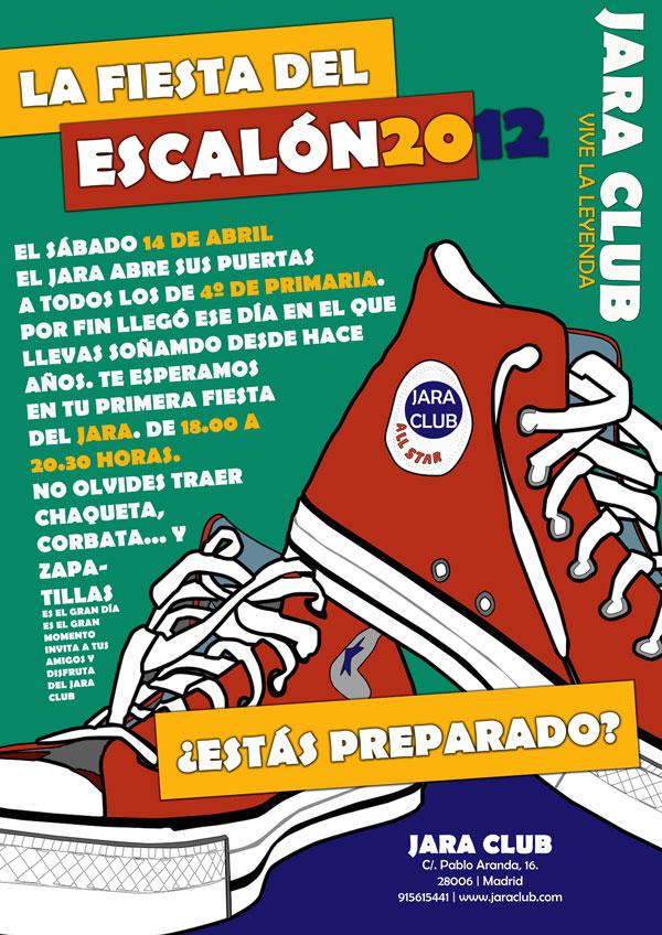 Fiesta del Escalón 2012