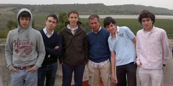 Los mayores se escapan a Alicante