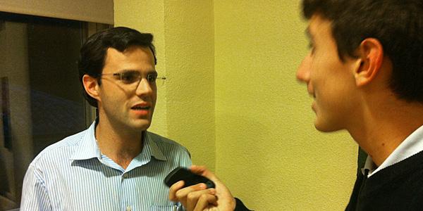 Entrevista Gonzalo Trelles