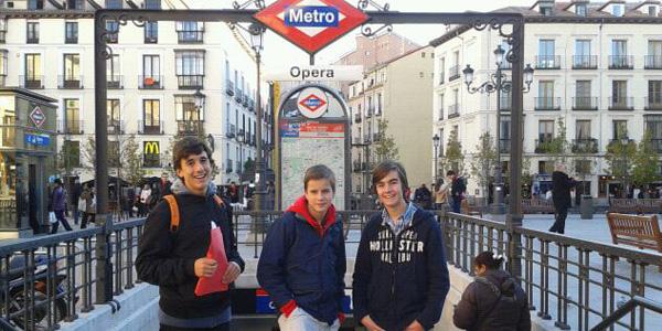 MADRID: UN GRAN TABLERO