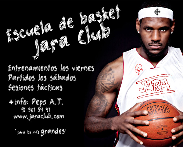 info escuela de basket