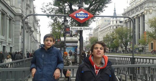 MADRID, PRUEBA A PRUEBA