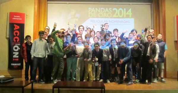 PANDAS DE ORO 2014