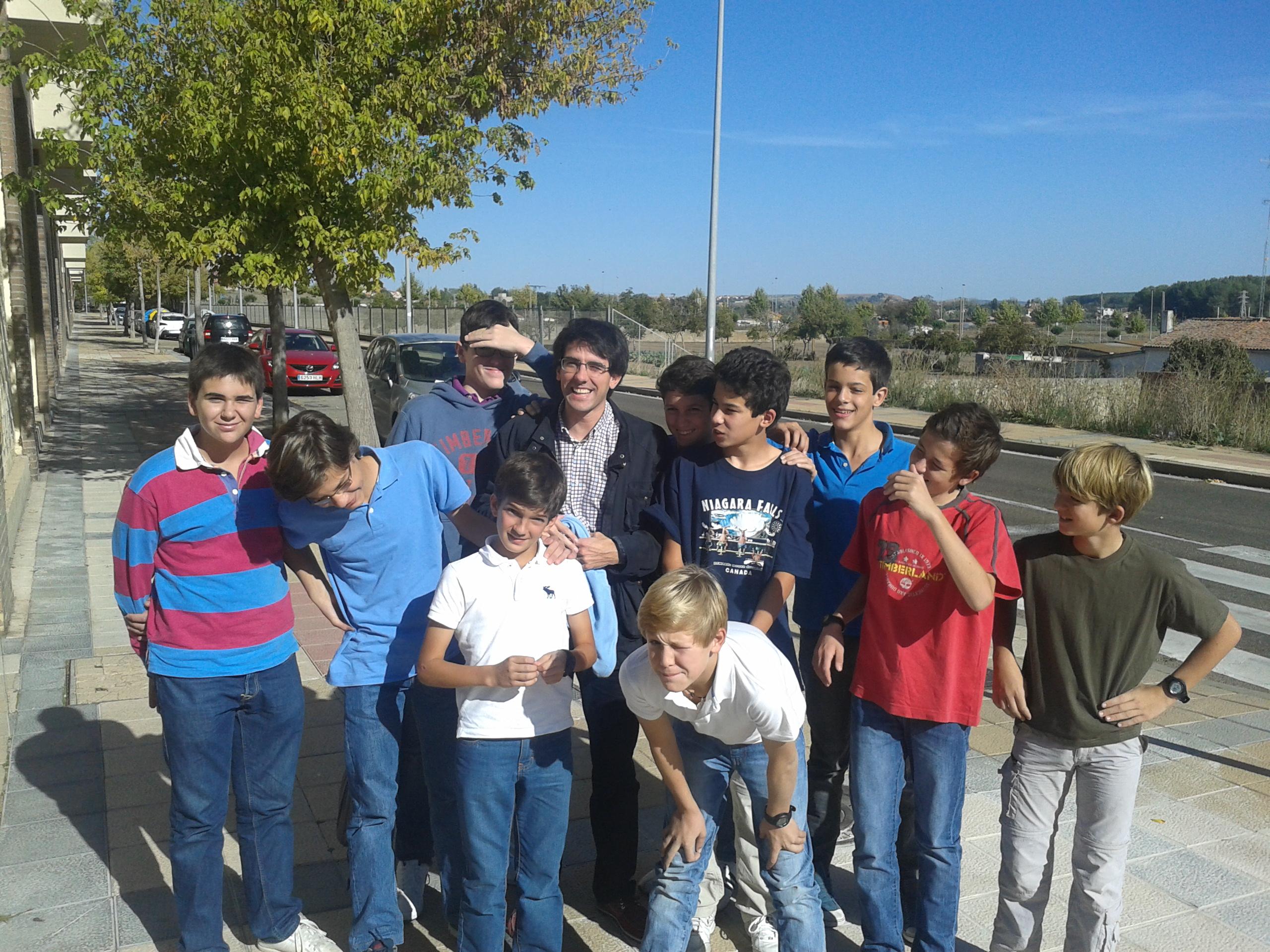 Salamanca: un homenaje a Galis