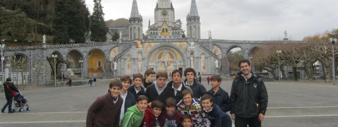Torreciudad-Lourdes-El Pilar