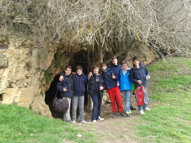 Una de cuevas