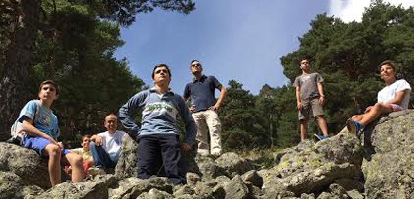 El último aire puro en La Barranca
