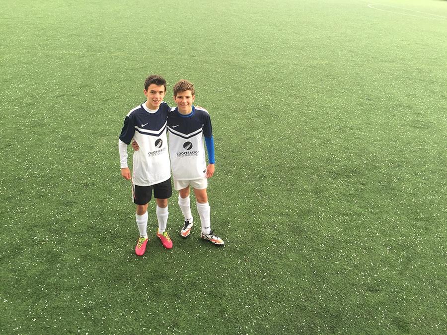 Mundialito 7, ambientazo y fútbol
