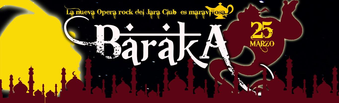 PAPELES Y DISFRACES DE «BARAKA»