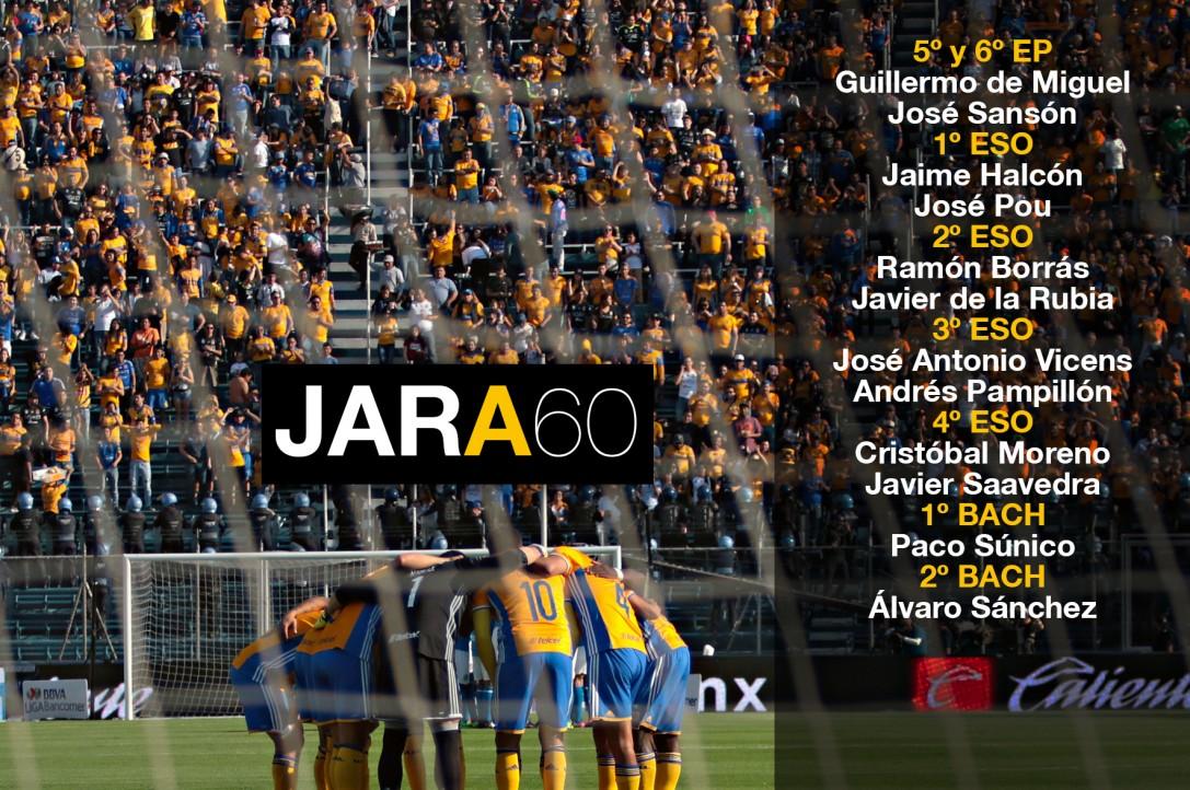 Nuestro equipo del 60
