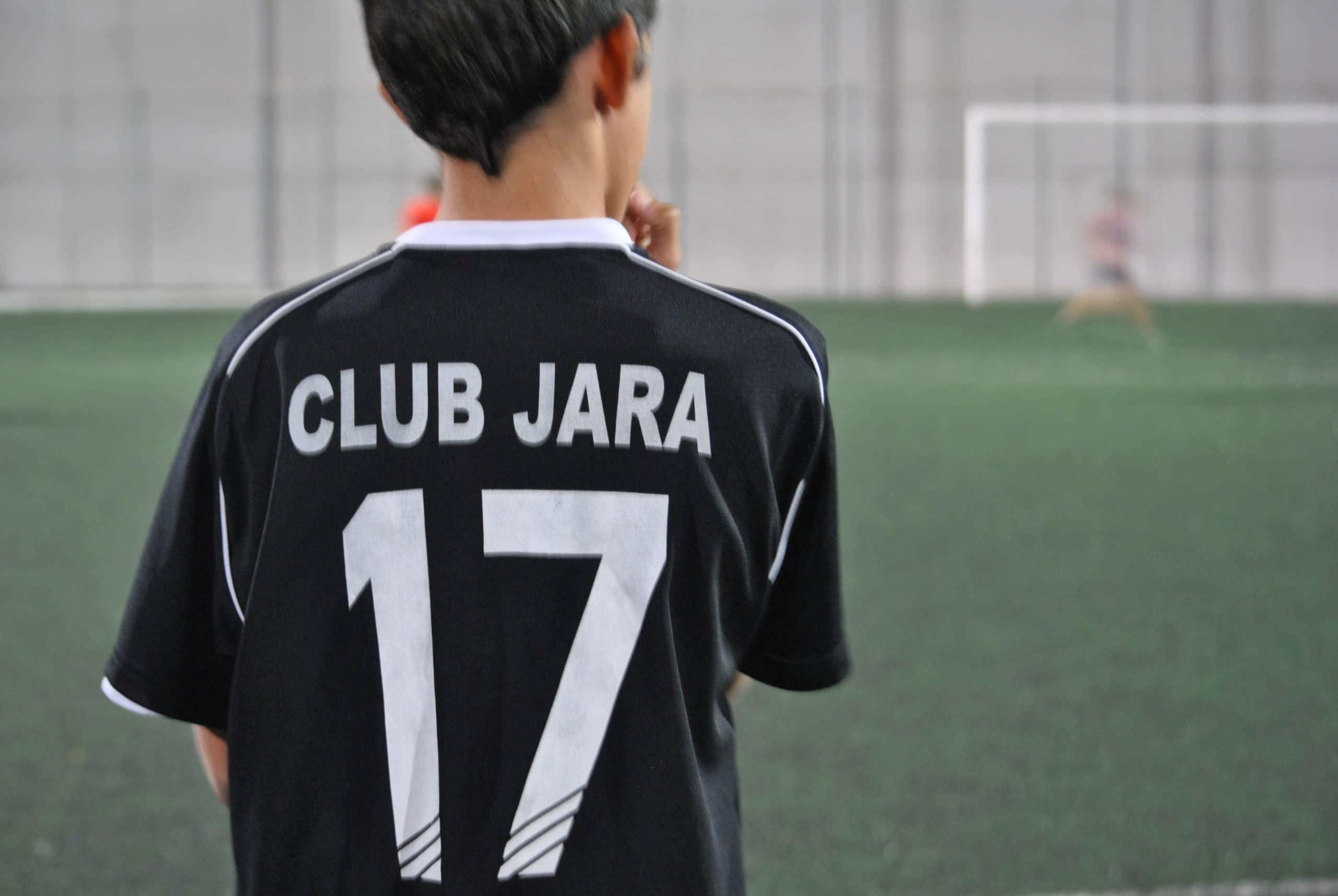 Fútbol y press